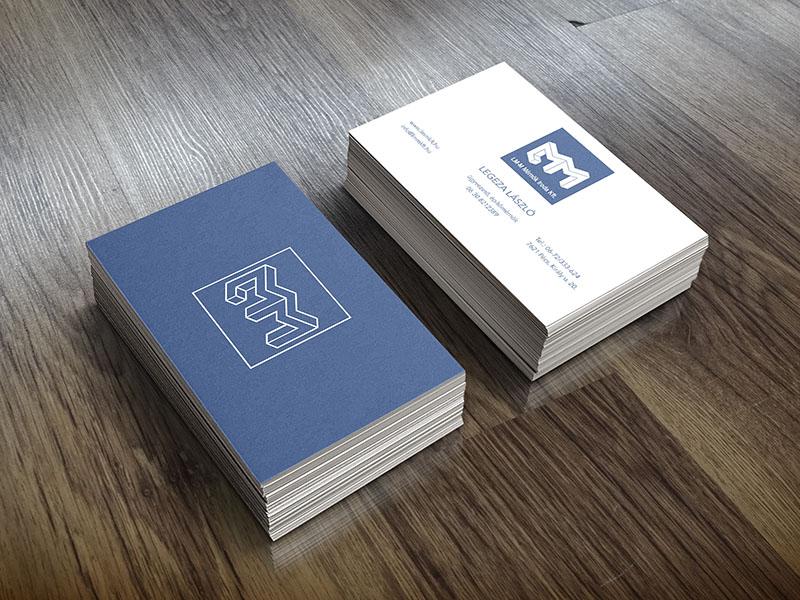 LMM business card