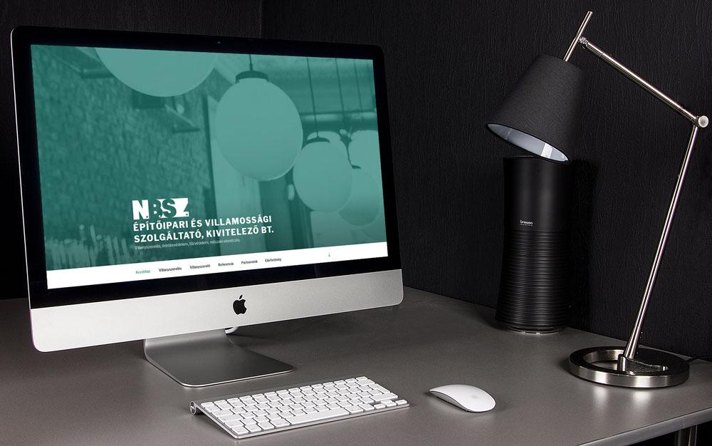 weboldal website